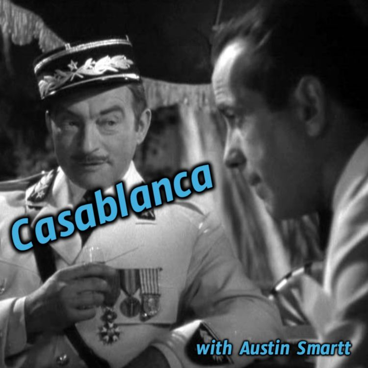 cover art for Casablanca with Austin Smartt
