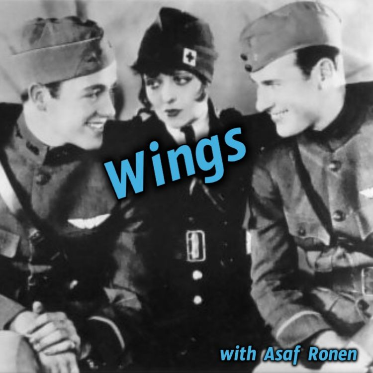 cover art for Wings with Asaf Ronen