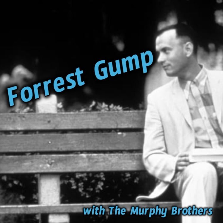 cover art for Forrest Gump with the Murphys