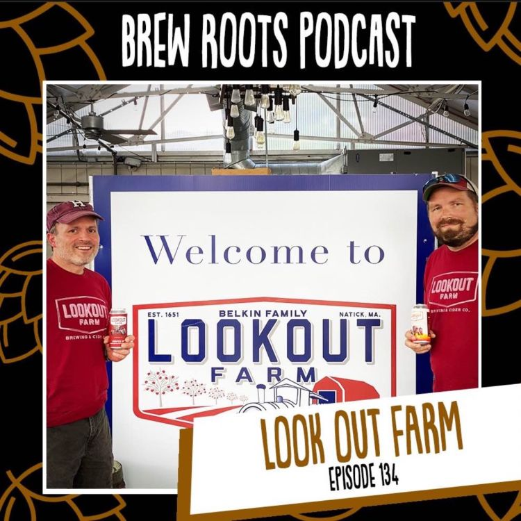 cover art for Lookout Farm