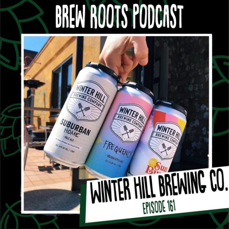 cover art for Winter Hill Brewing Co