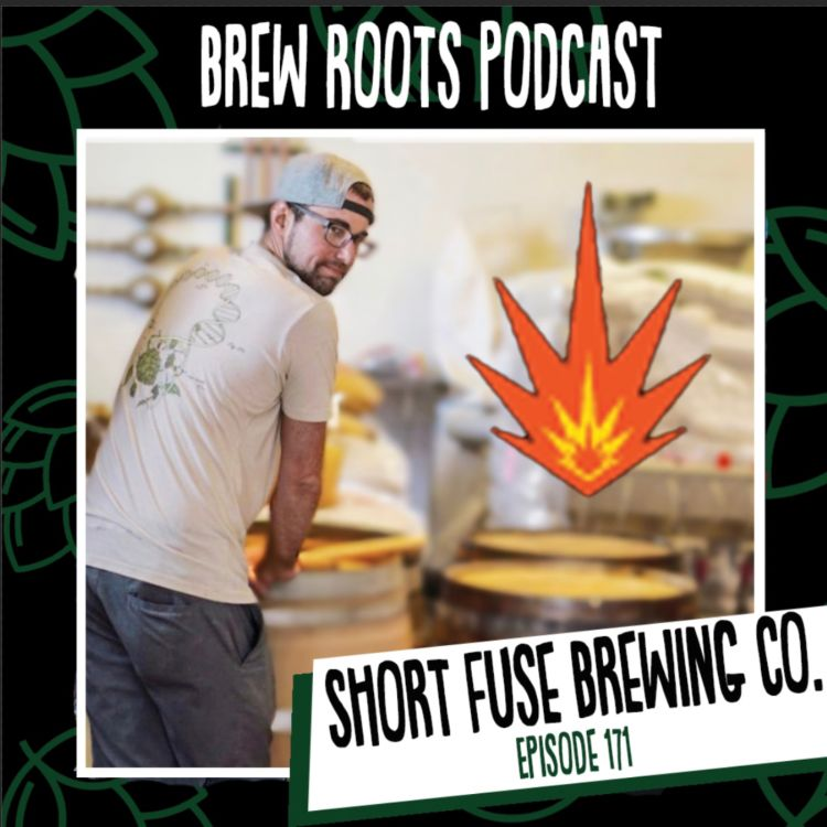cover art for Short Fuse Brewing