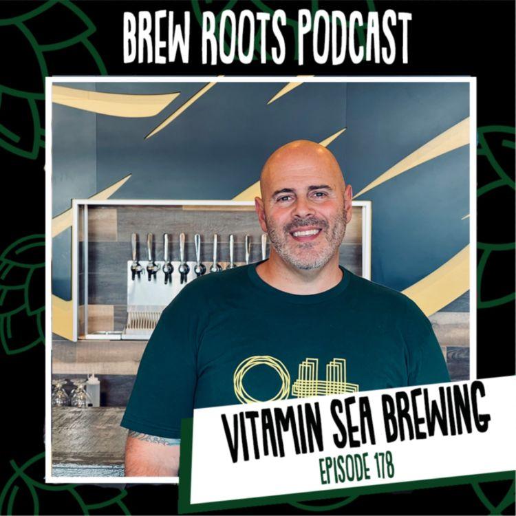 cover art for Vitamin Sea Brewing