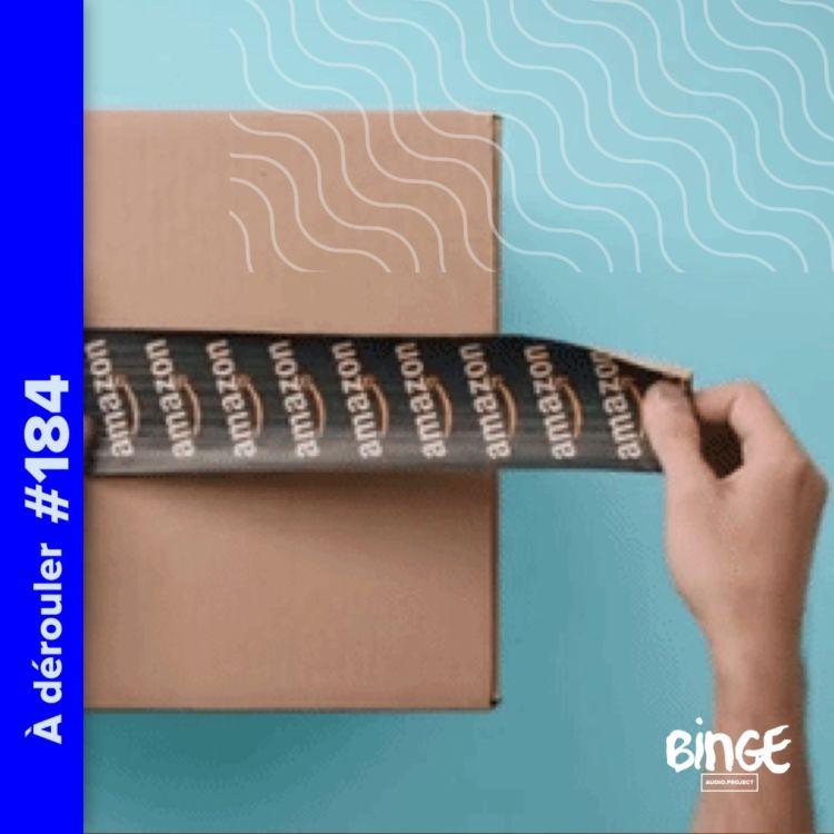 cover art for 184 - Mon très cher livreur