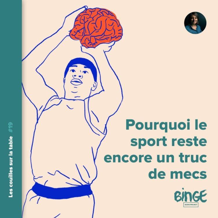 cover art for Pourquoi le sport reste encore un truc de mecs