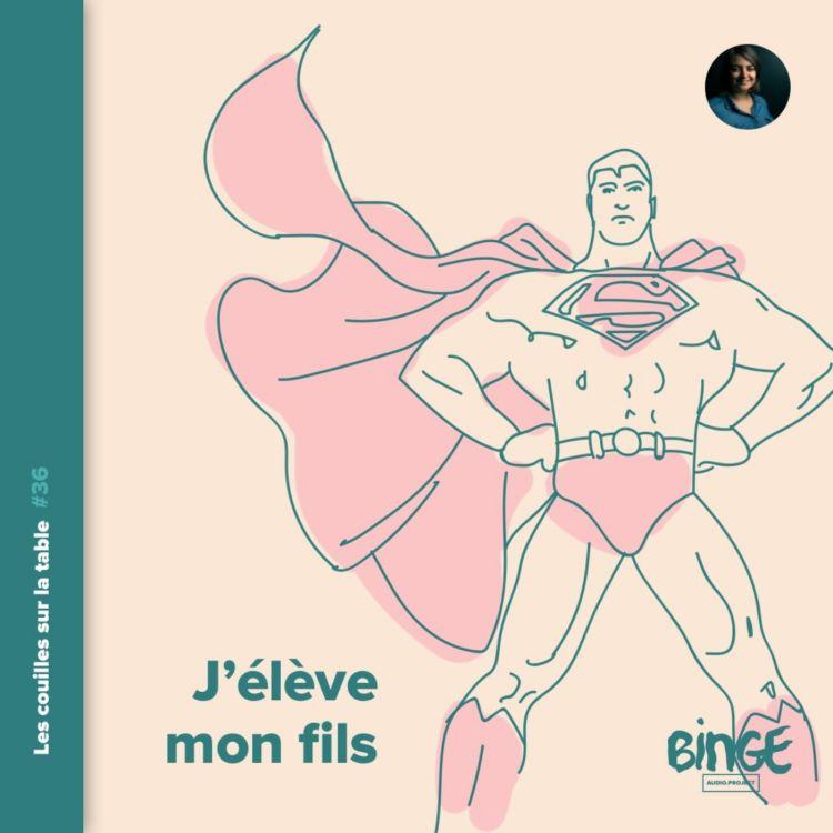 cover art for J'élève mon fils