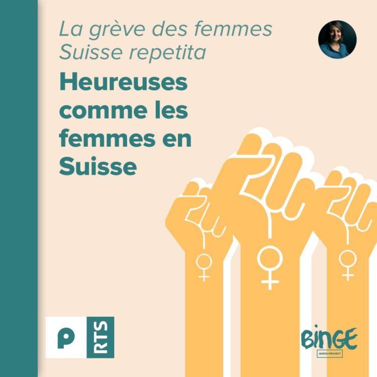 cover art for La grève des femmes, Suisse repetita (1/3)