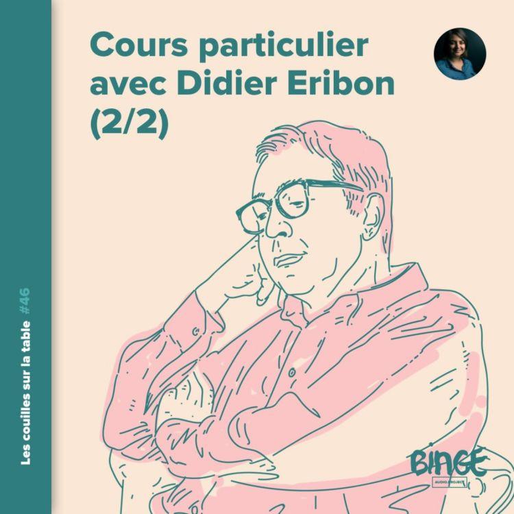 cover art for Cours particulier avec Didier Eribon (2/2)