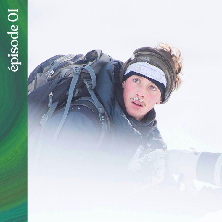 cover art for #01 — Face à face polaire, avec Jérémie Villet