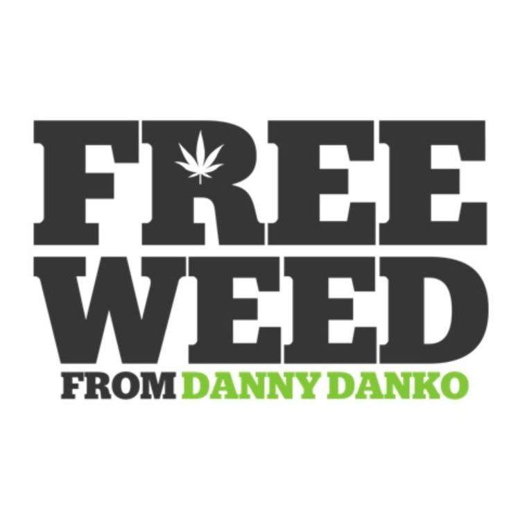 cover art for FREE WEED - Episode 25