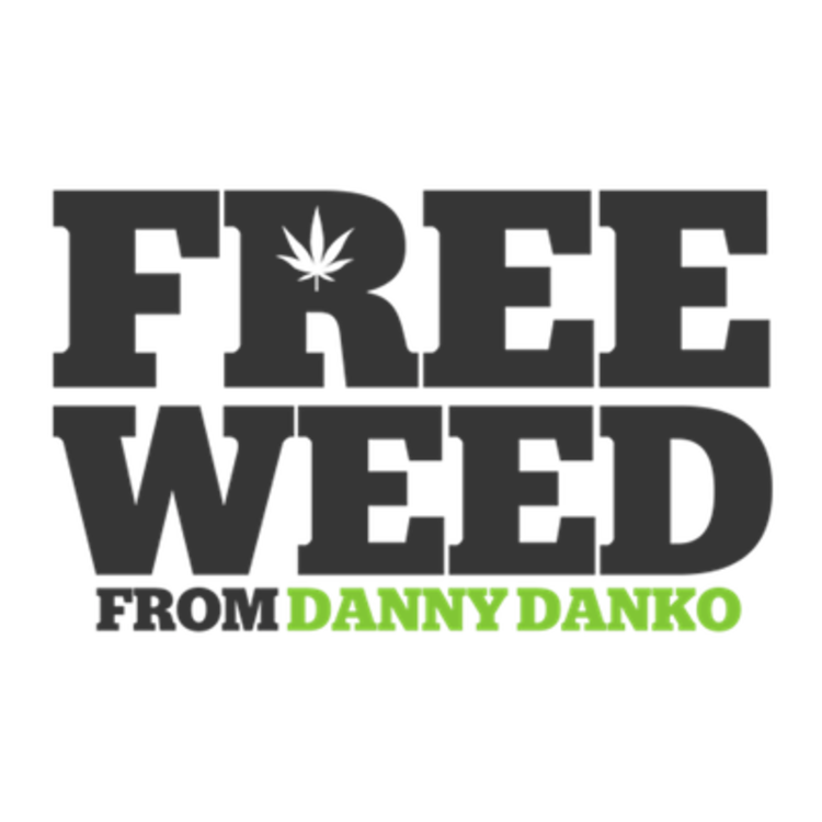 cover art for FREE WEED - Episode 21