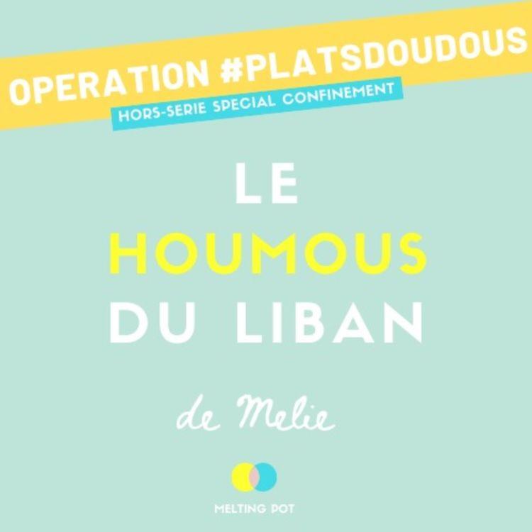 cover art for Plat doudou 4 - Le houmous de Melie (Liban)