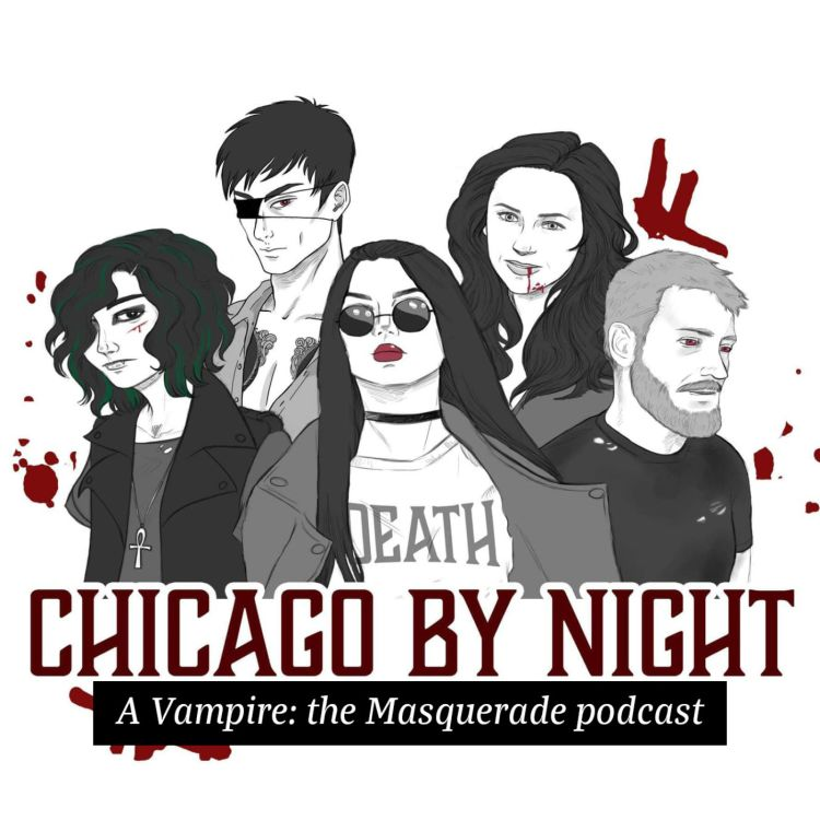 cover art for Chicago by Night - Delayed episode announcement November 2019