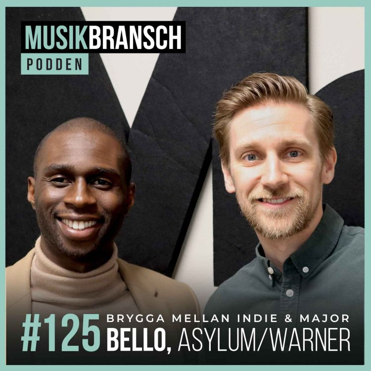 cover art for 125. Brygga mellan indie & major - Bello, Asylum Records / Warner Music [Original]