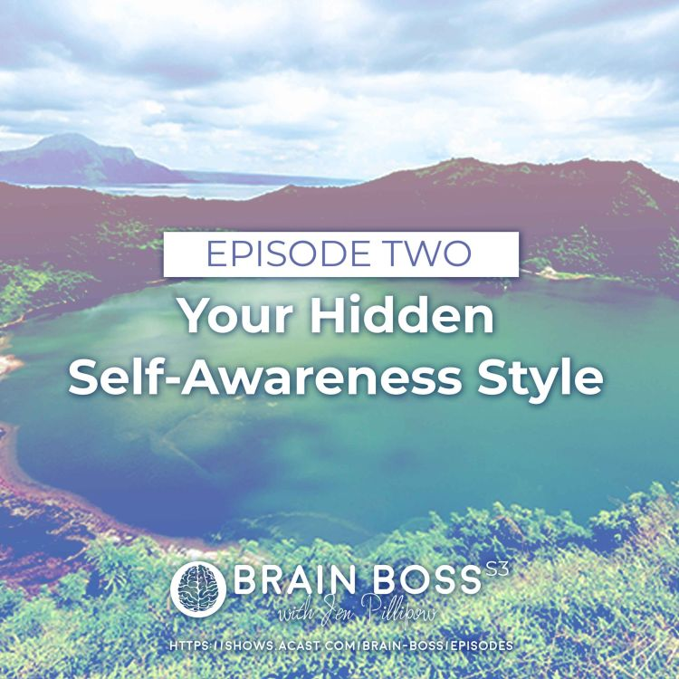cover art for Your Hidden Self-Awareness Style