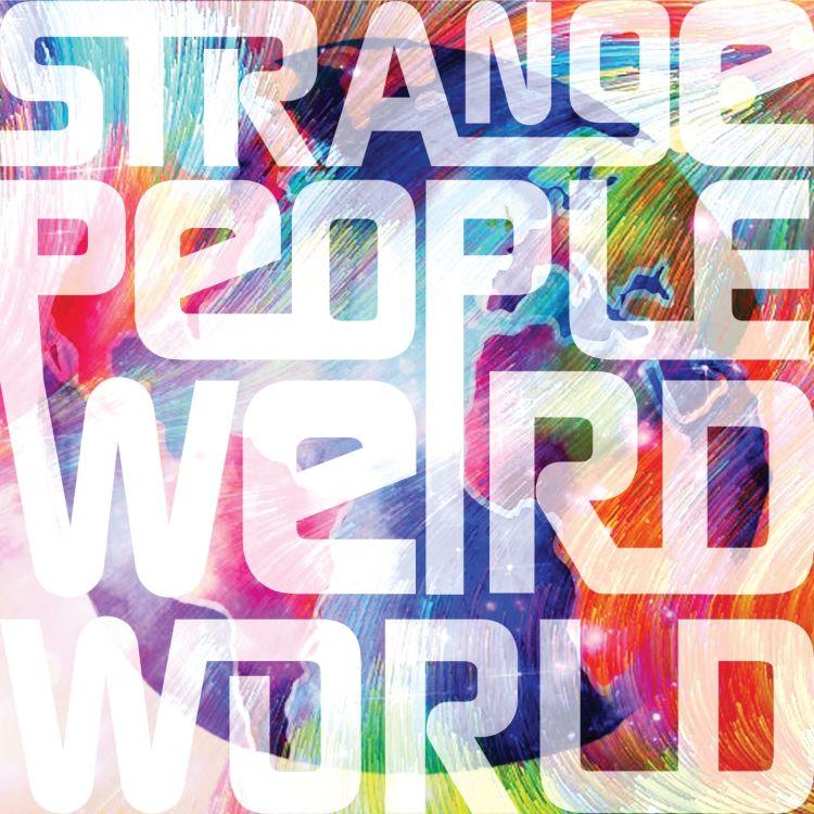 Episode 22: Crossing The Line! - Strange People Weird World
