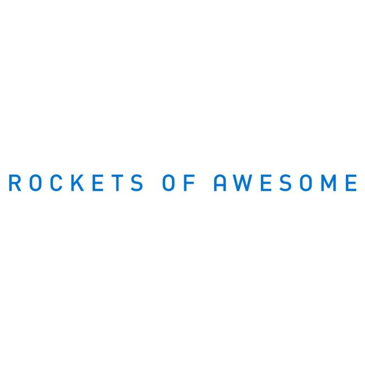 cover art for Rockets of Awesome elevator pitch