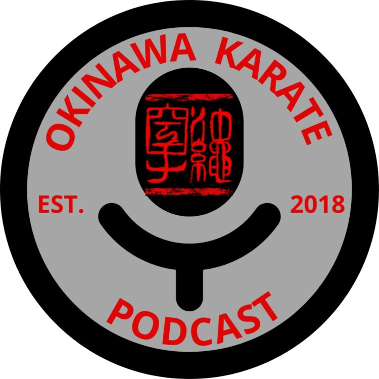 """cover art for OKP #33 - """"An Old Man's Way - Doug Perry's Unlikely Journey Through Karate, War, and Life."""""""