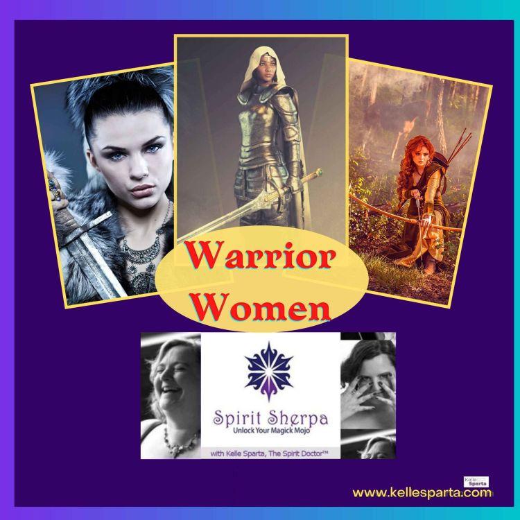 cover art for Warrior Women