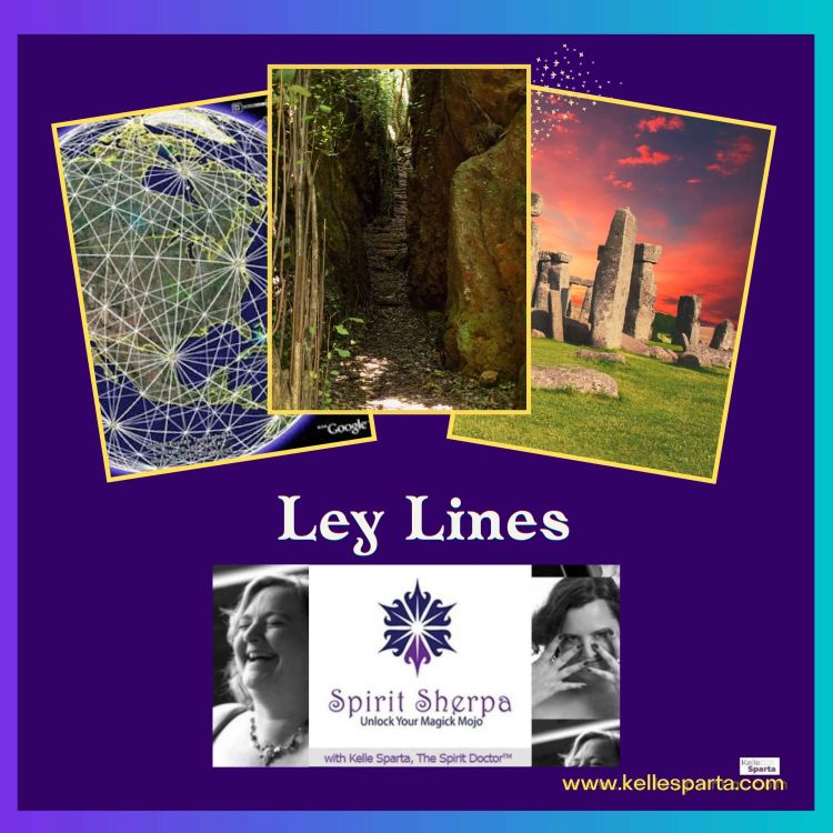 cover art for Ley Lines