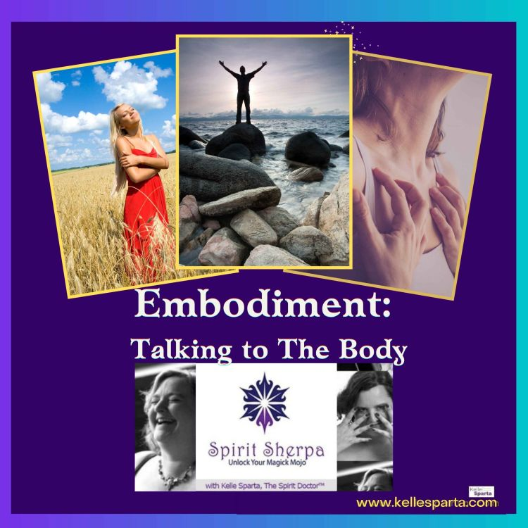 cover art for Embodiment: Talking to The Body