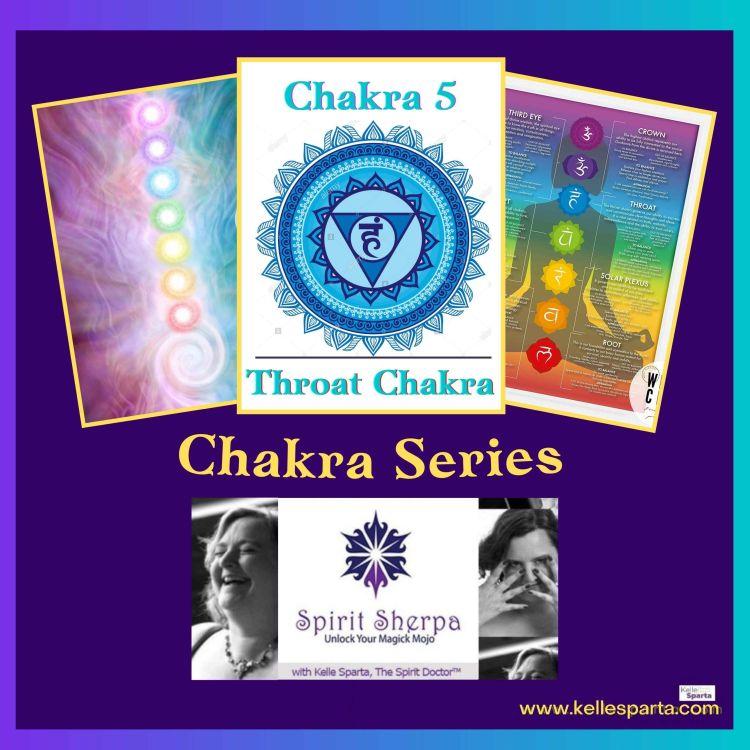 cover art for Chakra Series: Chakra 5 - The Throat Chakra