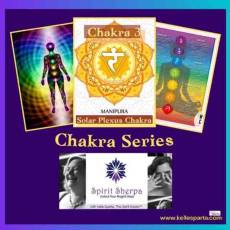 cover art for Chakra Series: Chakra 3 - The Solar Plexus