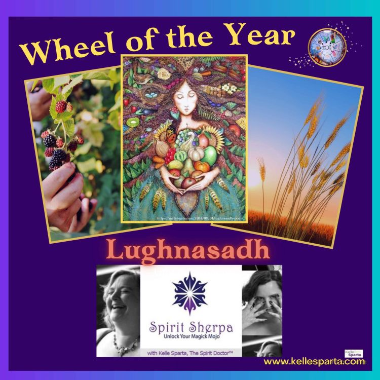 cover art for Wheel of the Year - Lughnasadh