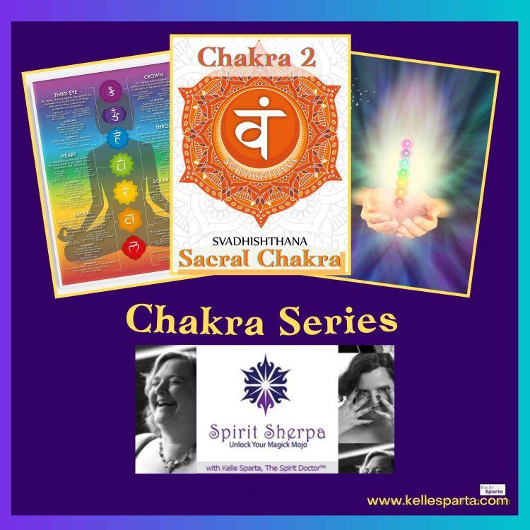 cover art for Chakra Series: Chakra 2 - The Sacral Chakra