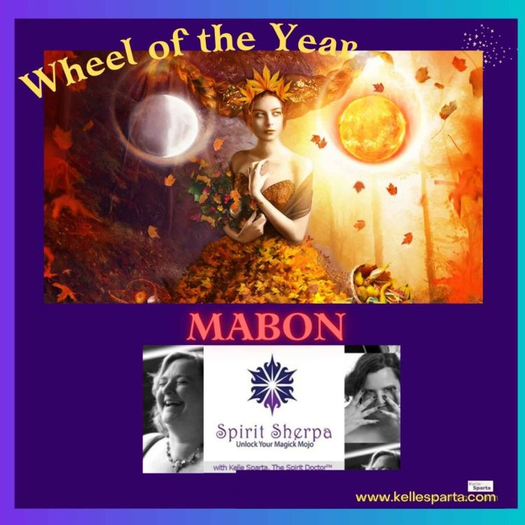 cover art for Wheel of the Year - Mabon