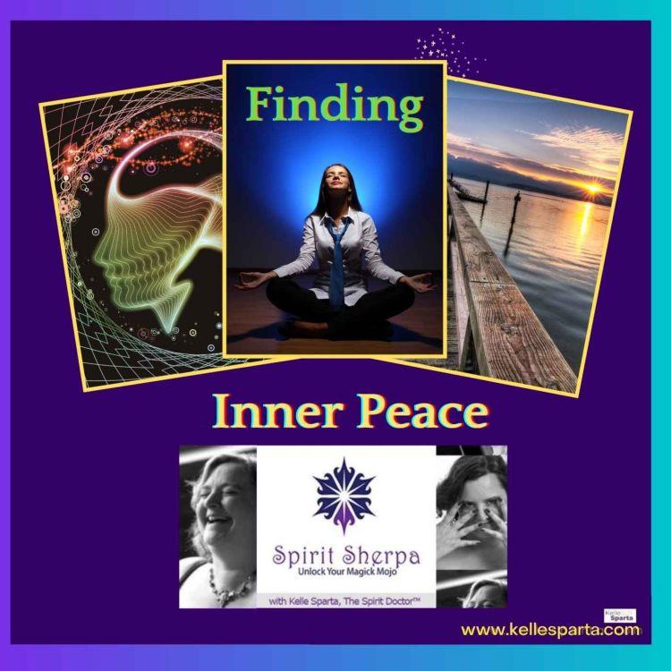 cover art for Finding Inner Peace