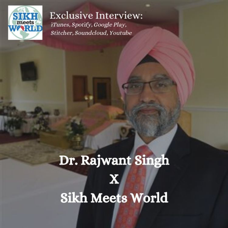 cover art for Dr. Rajwant Singh