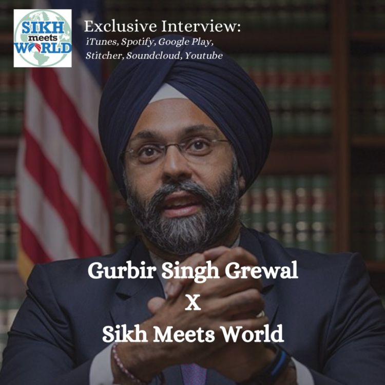 cover art for Attorney General Gurbir Singh Grewal