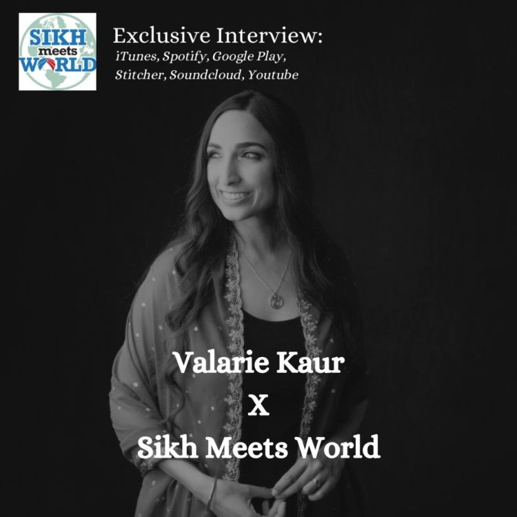 cover art for Valarie Kaur, Author, Activist, and Filmmaker