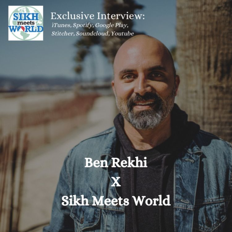 cover art for Ben Rekhi, Writer, Producer, and Director