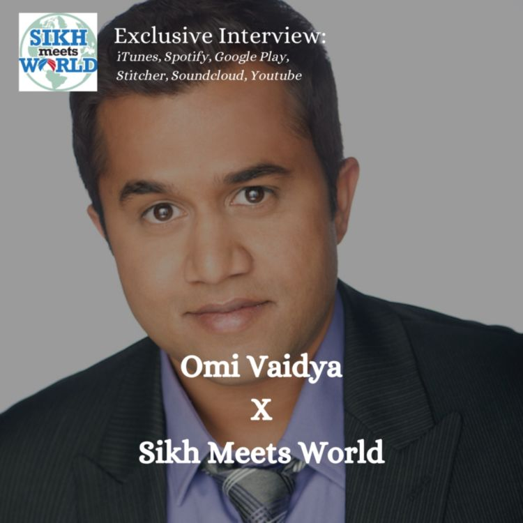 cover art for Omi Vaidya, Actor and Filmmaker