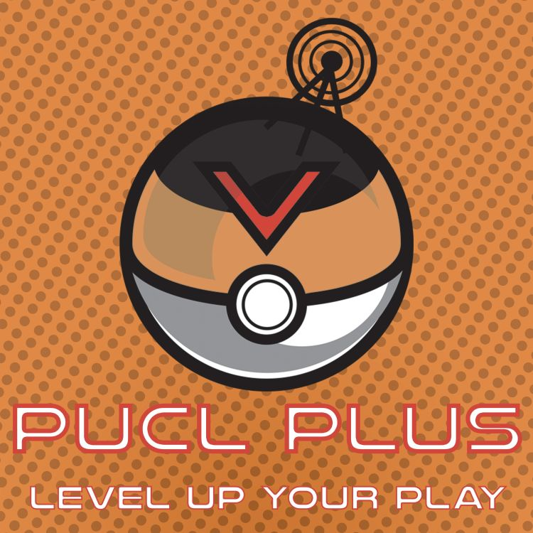 cover art for P.U.C.L. TCGcast #076: All about V-MAX!