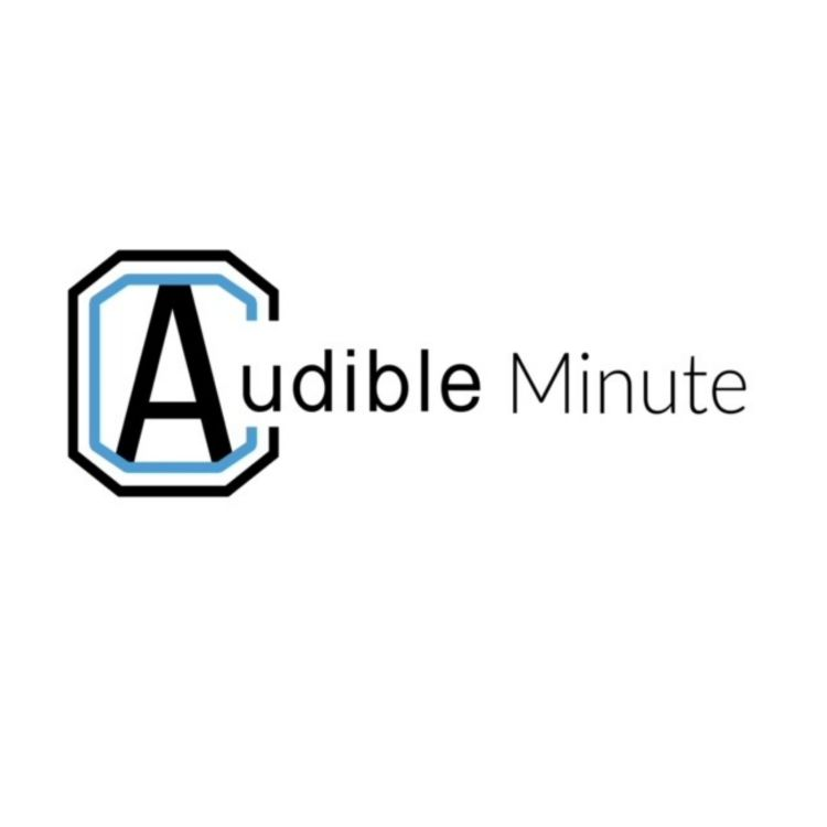 cover art for Audible Minute - Sorry, I Was On Mute
