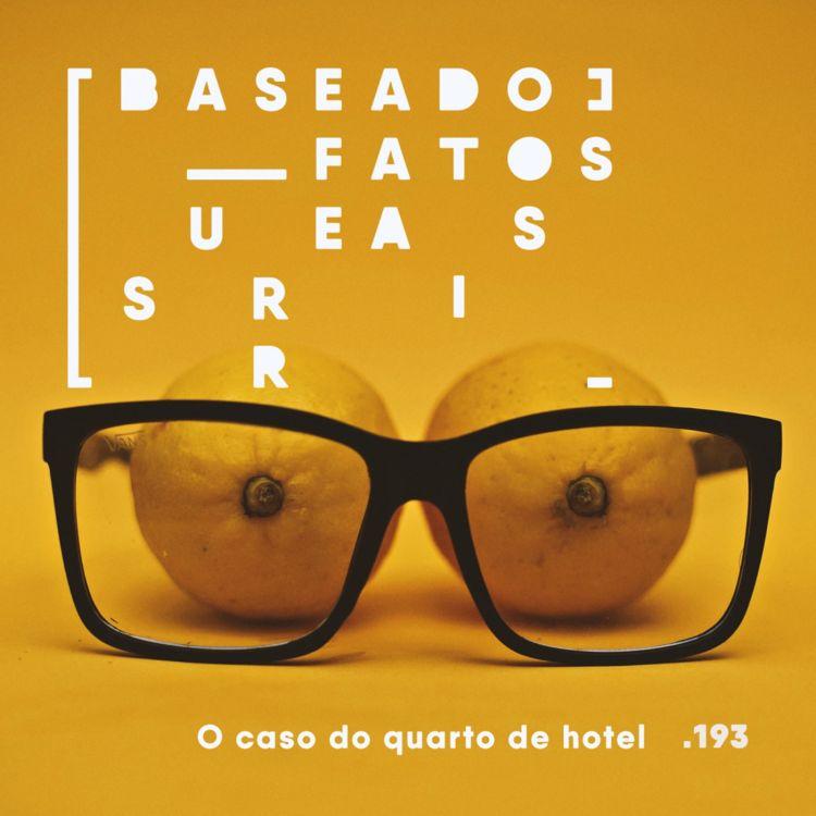 cover art for O caso do quarto de hotel