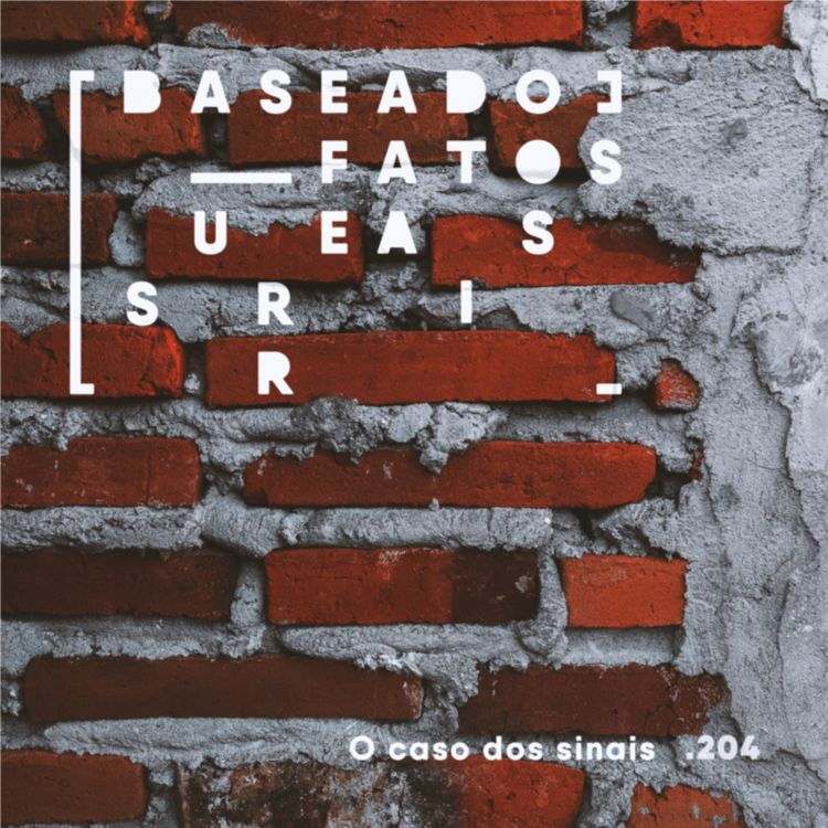 cover art for O caso dos sinais feat. Anna Terra, Chá com Impostora