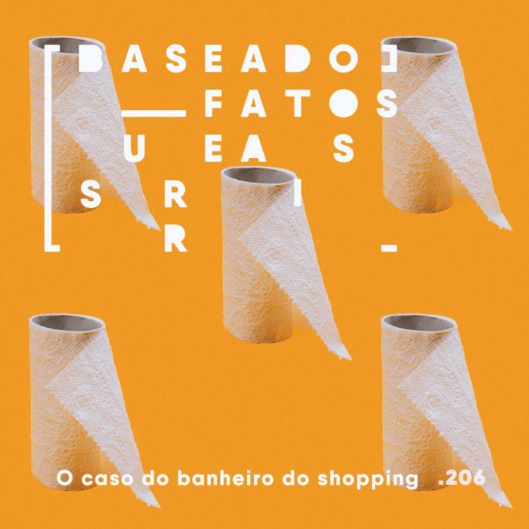cover art for O caso do banheiro do shopping feat. Camila Cabete, Disfarces