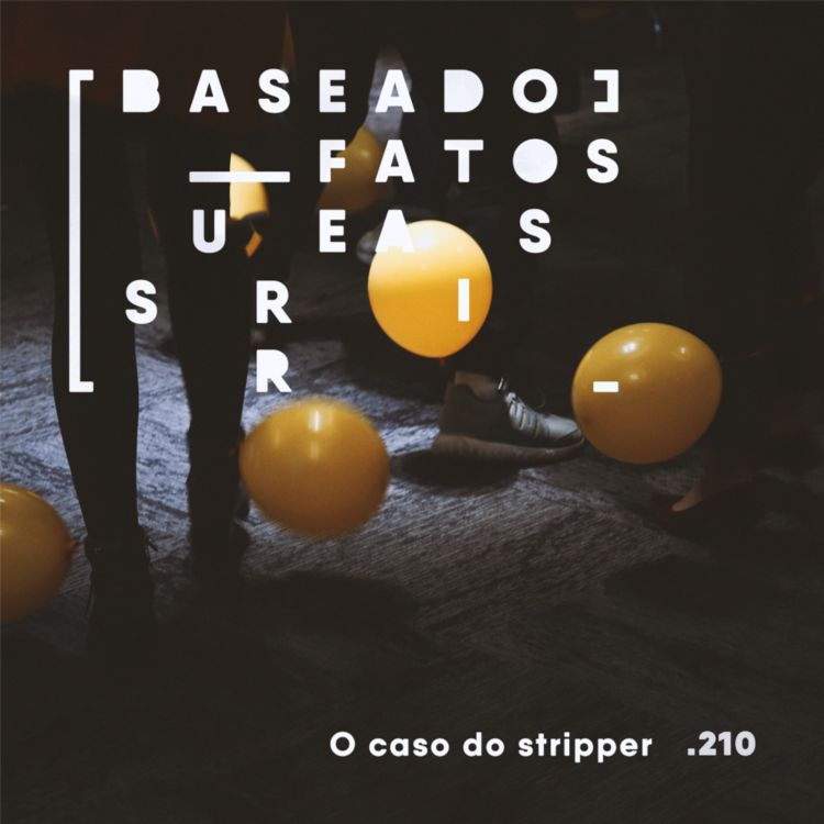 cover art for O caso do stripper feat. Elisa Tawil