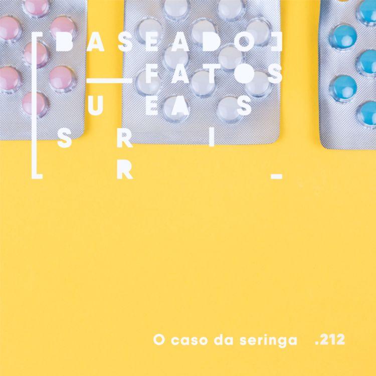 cover art for O caso da seringa feat. Leonie Gouveia
