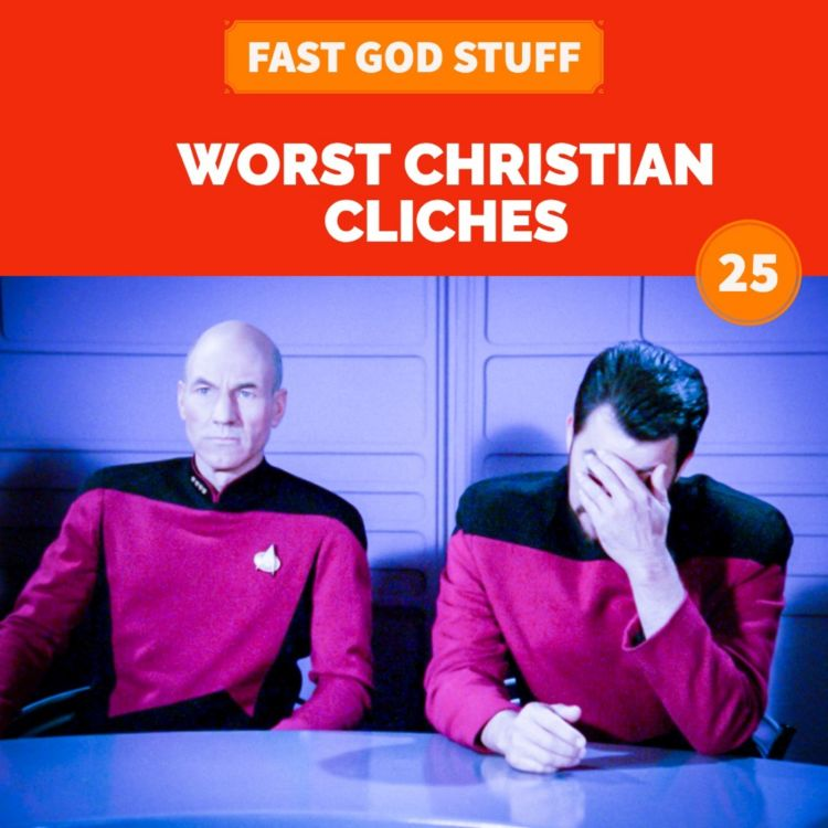 cover art for Worst Christian Cliches