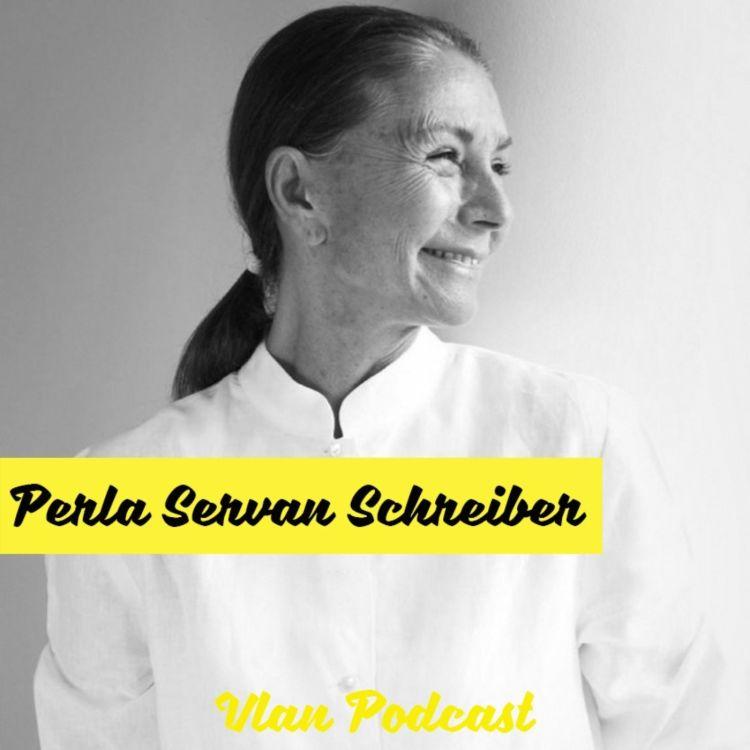 cover art for Vlan #73 La vieillesse ne ressemble à rien de ce que vous pensez avec Perla Servan Schreiber