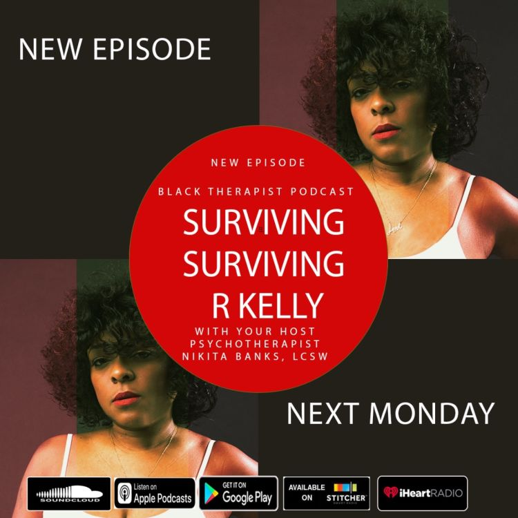 cover art for Surviving Surviving R Kelly