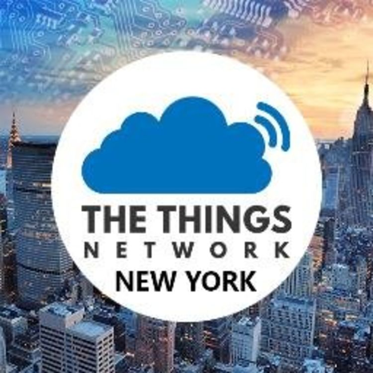 cover art for The Things Network New York
