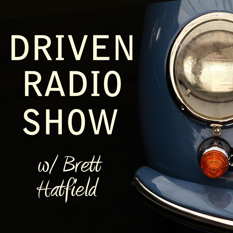 cover art for Driven Radio Show #10: Rick Hunter of Hot Rod Express
