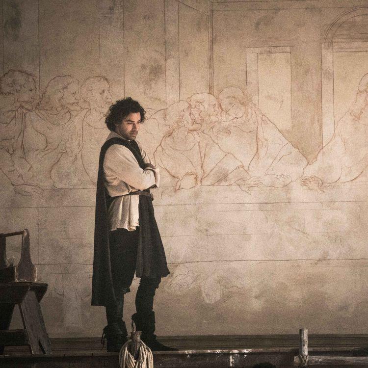 cover art for Leonardo, Mystery & Humility