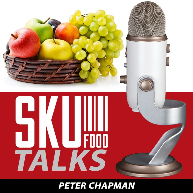 cover art for SKUFood Talks: Shelley Balanko Food & Beverage Consumer Insights